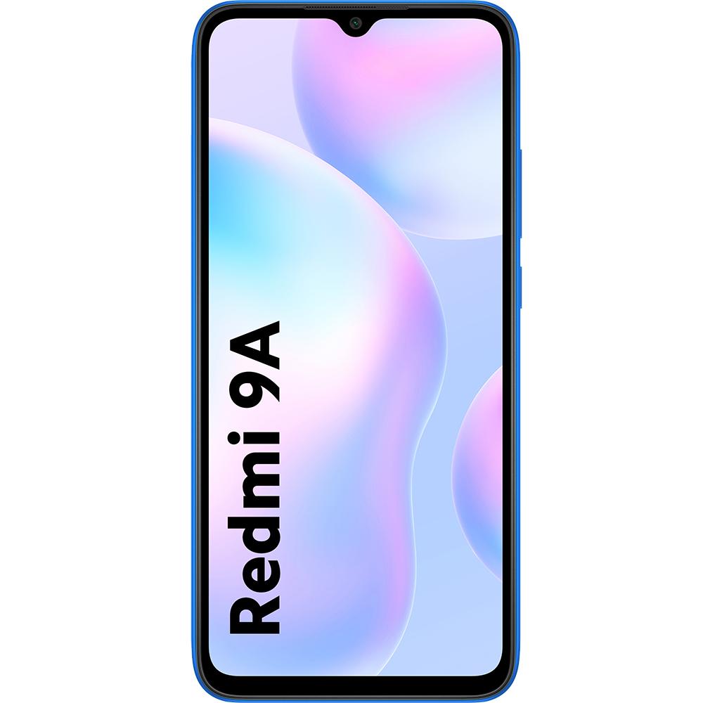Redmi 9A Dual Sim Fizic 32GB LTE 4G Albastru Sky Blue