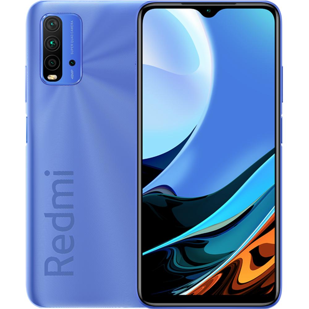 Redmi 9T Dual Sim Fizic 128GB LTE 4G Albastru Twilight Blue 4GB RAM