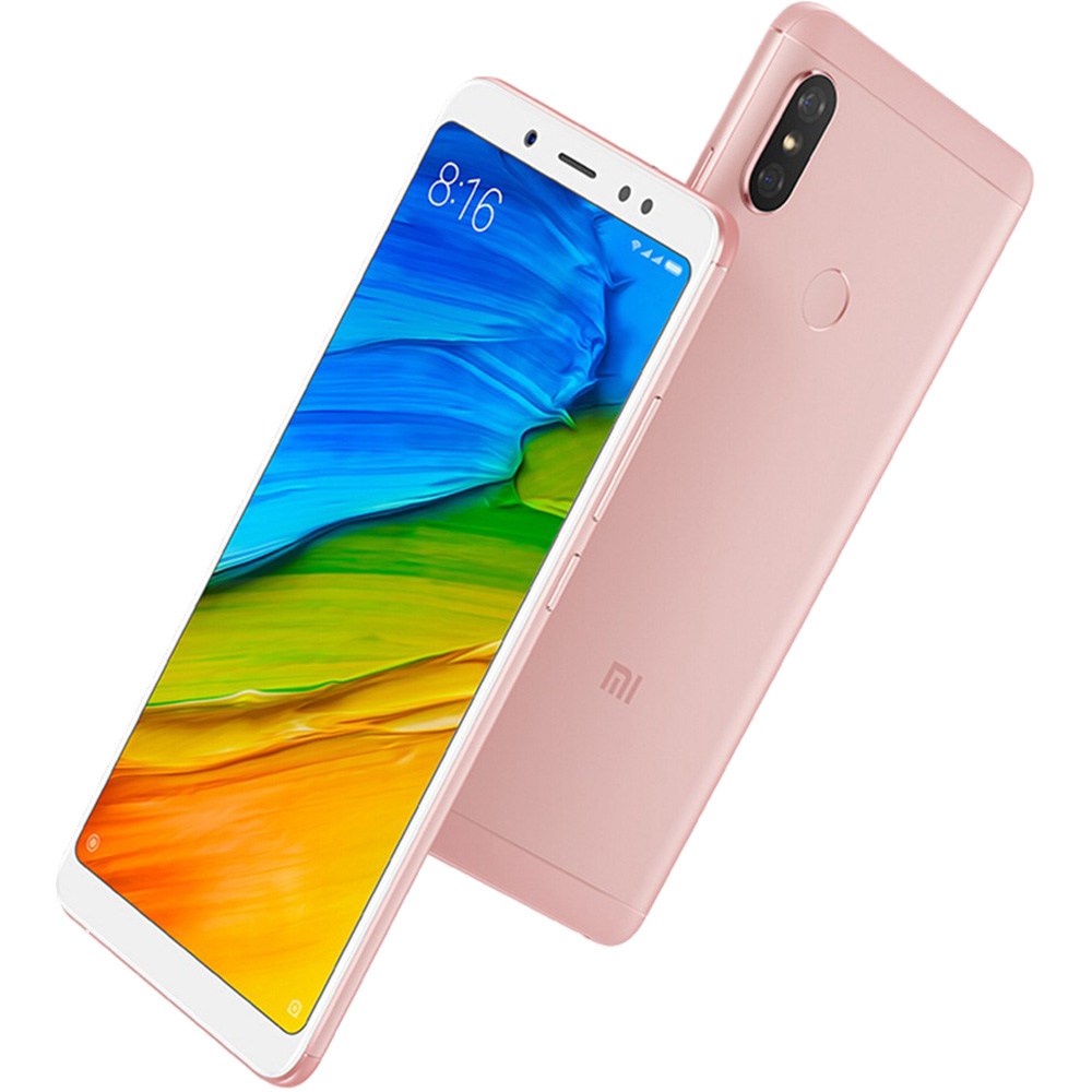 Redmi Note 5  Dual Sim 64GB LTE 4G Roz  4GB RAM