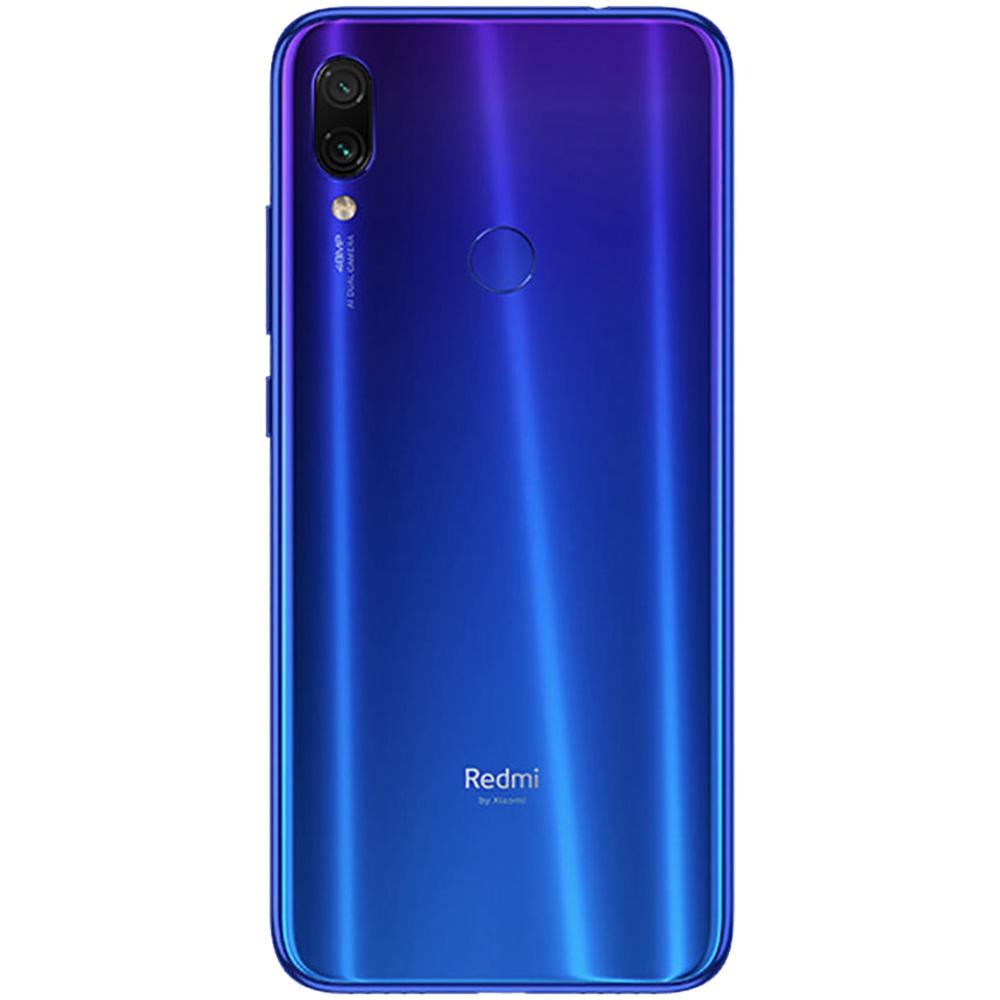 Redmi Note 7  Dual Sim 128GB LTE 4G Albastru  4GB RAM