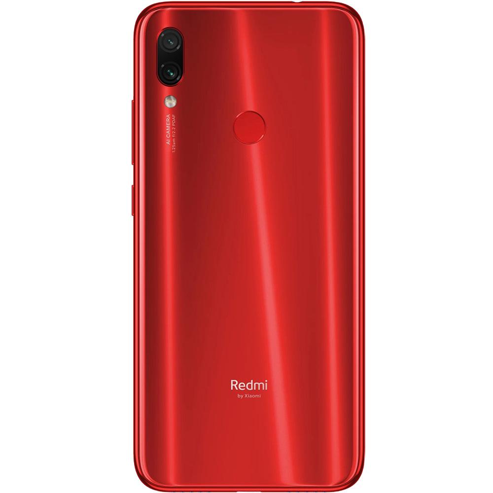 Redmi Note 7  Dual Sim 128GB LTE 4G Rosu  4GB RAM