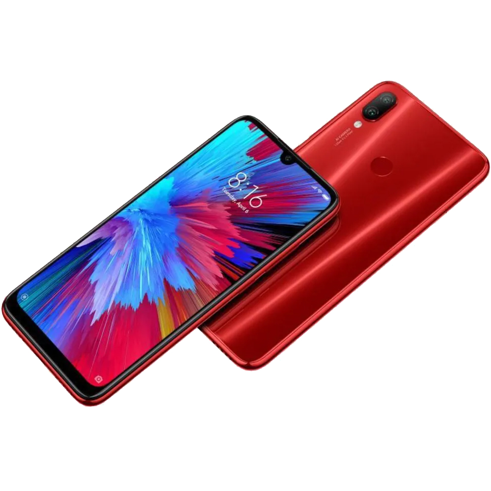 Redmi Note 7  Dual Sim 32GB LTE 4G Rosu  3GB RAM