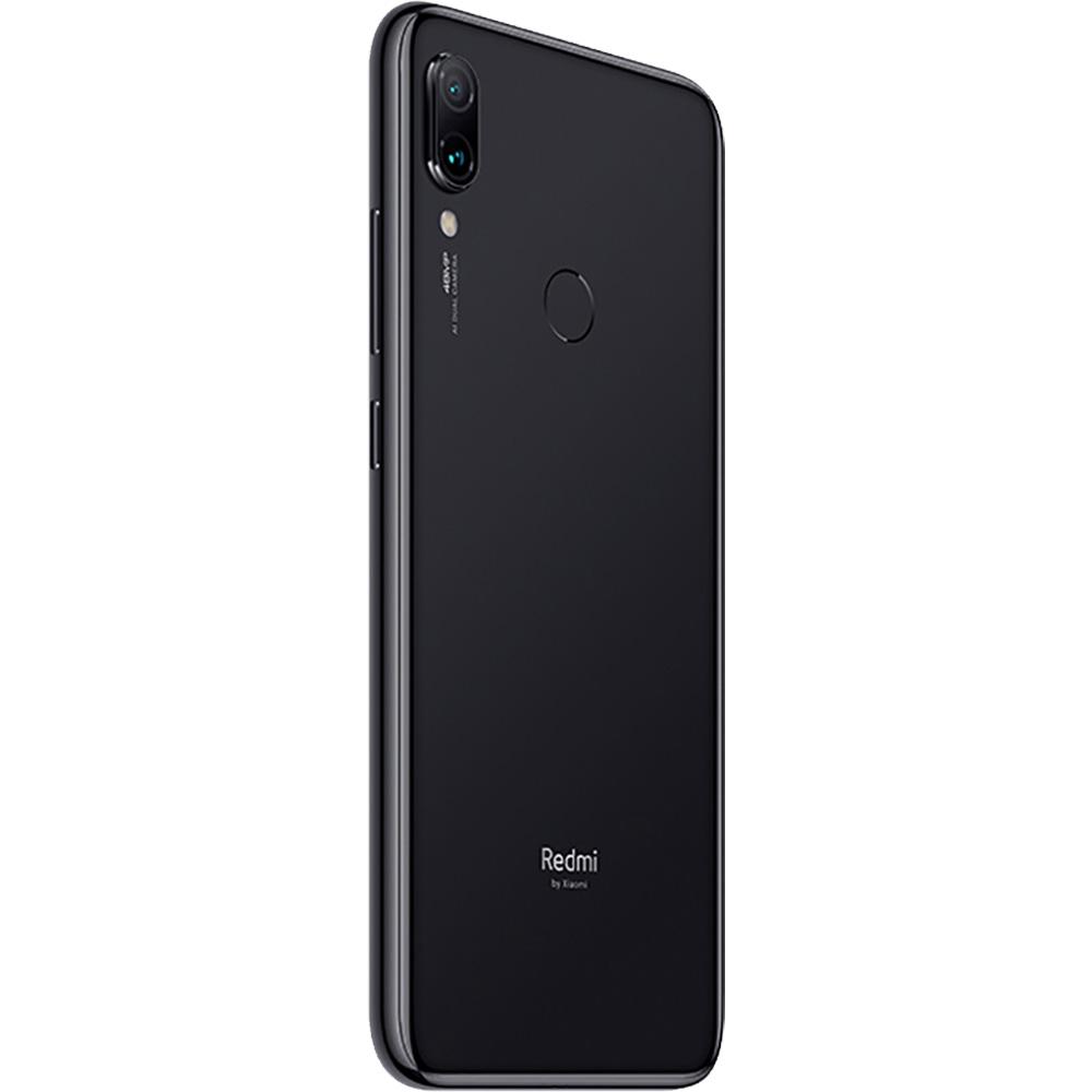 Redmi Note 7 Dual Sim Fizic 64GB LTE 4G Negru 6GB RAM