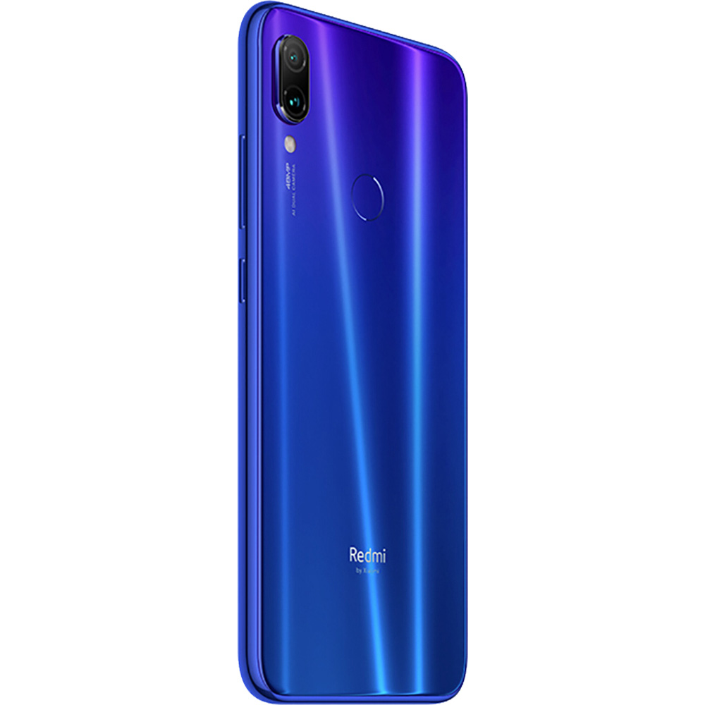Redmi Note 7  Dual Sim 64GB LTE 4G Albastru  6GB RAM
