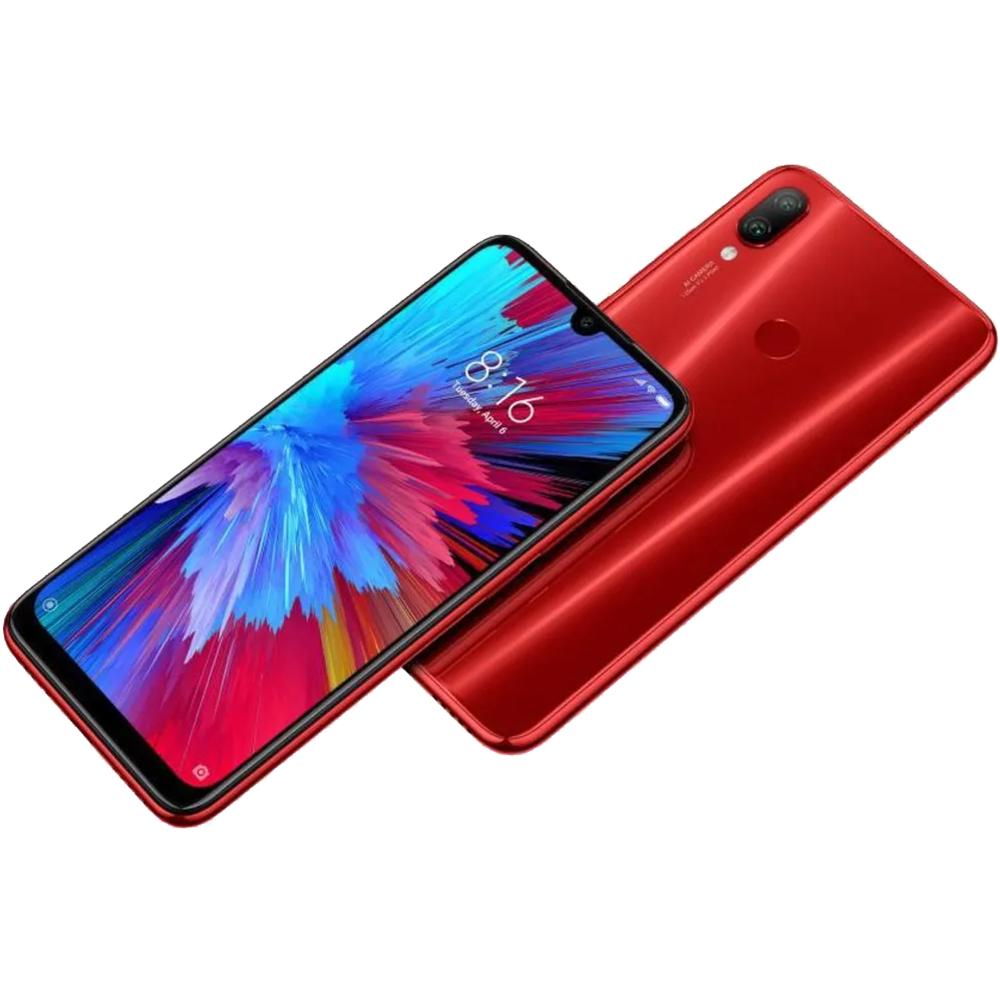 Redmi Note 7 Dual Sim 64GB LTE 4G Rosu 4GB RAM