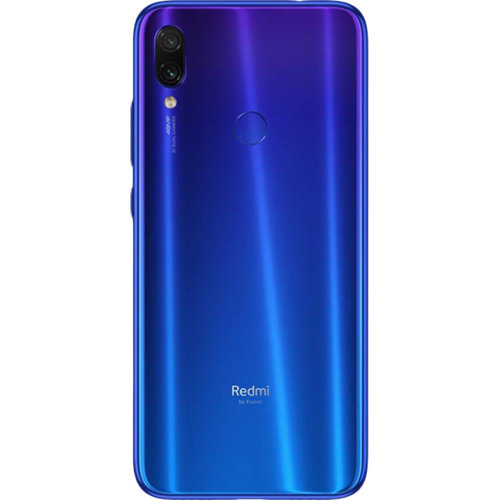 Redmi Note 7 Pro Dual Sim Fizic 128GB LTE 4G Albastru 6GB RAM