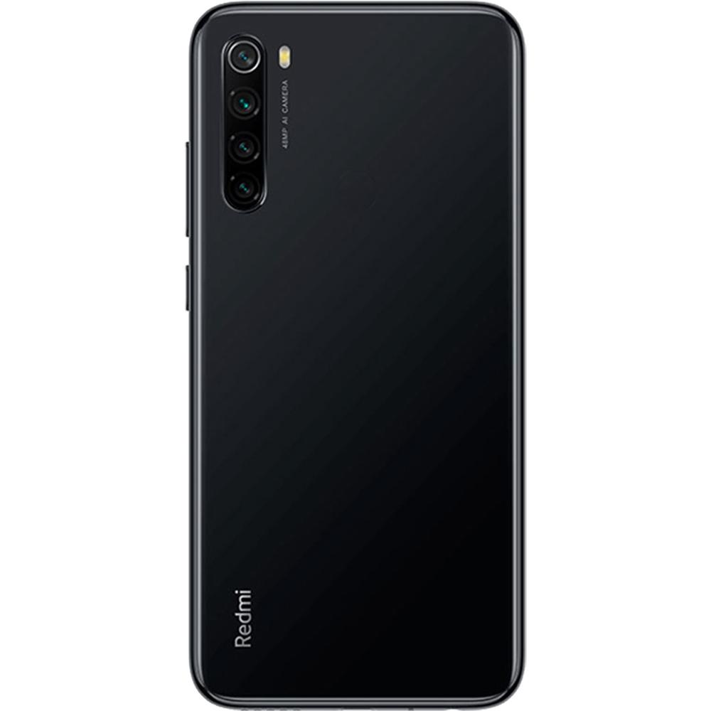 Redmi Note 8 Dual Sim Fizic 64GB LTE 4G Negru 4GB RAM