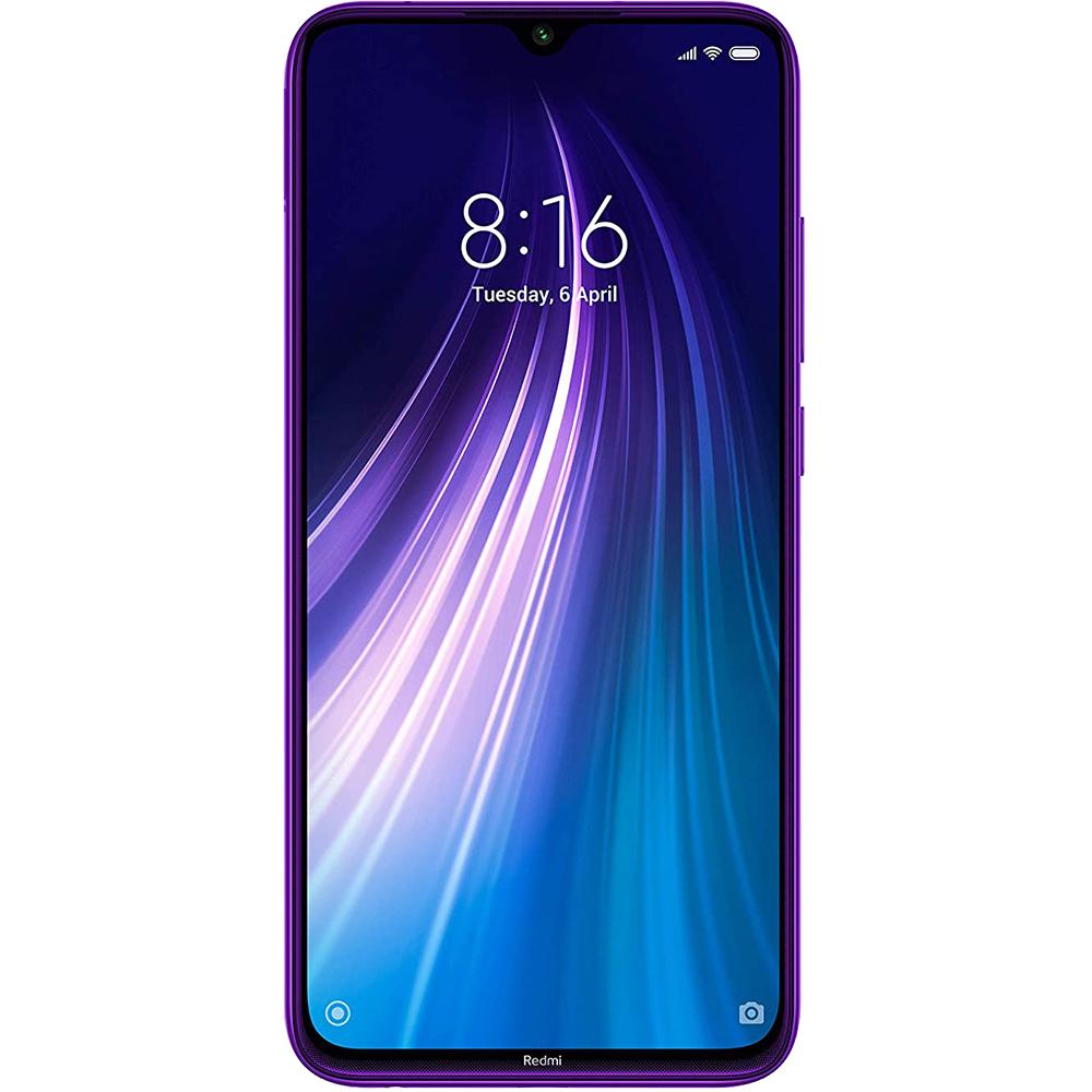 Redmi Note 8 Dual Sim Fizic 64GB LTE 4G Violet 6GB RAM