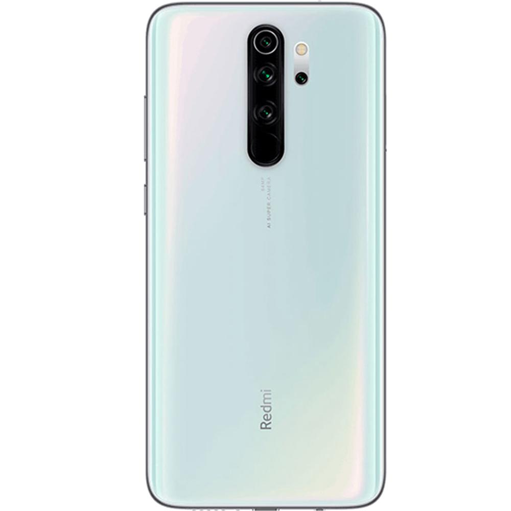 Redmi Note 8 Pro Dual Sim Fizic 128GB LTE 4G Alb Halo White 6GB RAM
