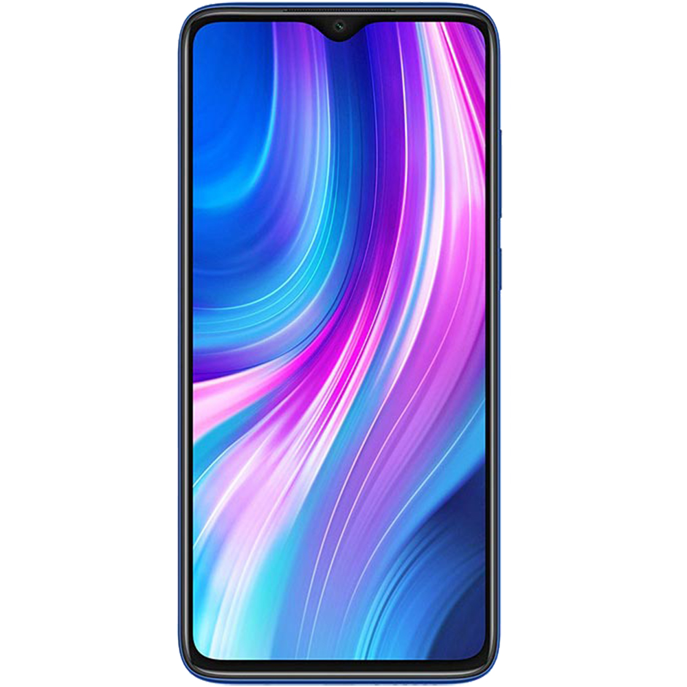 Redmi Note 8 Pro Dual Sim Fizic 128GB LTE 4G Albastru Electric Blue 6GB RAM