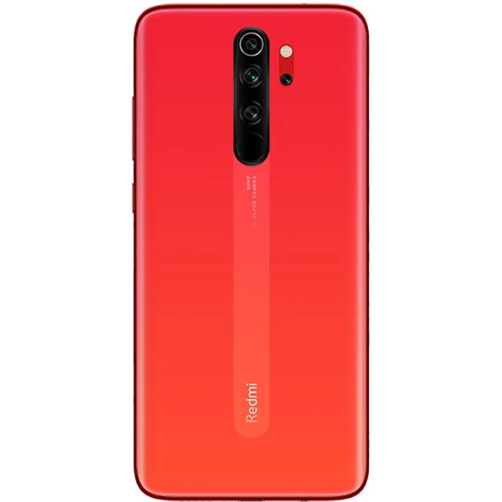 Redmi Note 8 Pro Dual Sim Fizic 128GB LTE 4G Portocaliu 6GB RAM