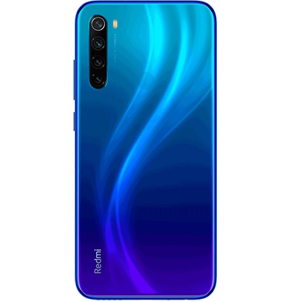 Redmi Note 8T Dual Sim Fizic 32GB LTE 4G Albastru 3GB RAM