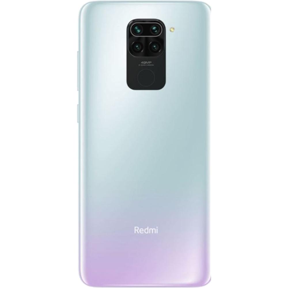 Redmi Note 9 Dual Sim Fizic 64GB LTE 4G Alb Polar White NFC 3GB RAM