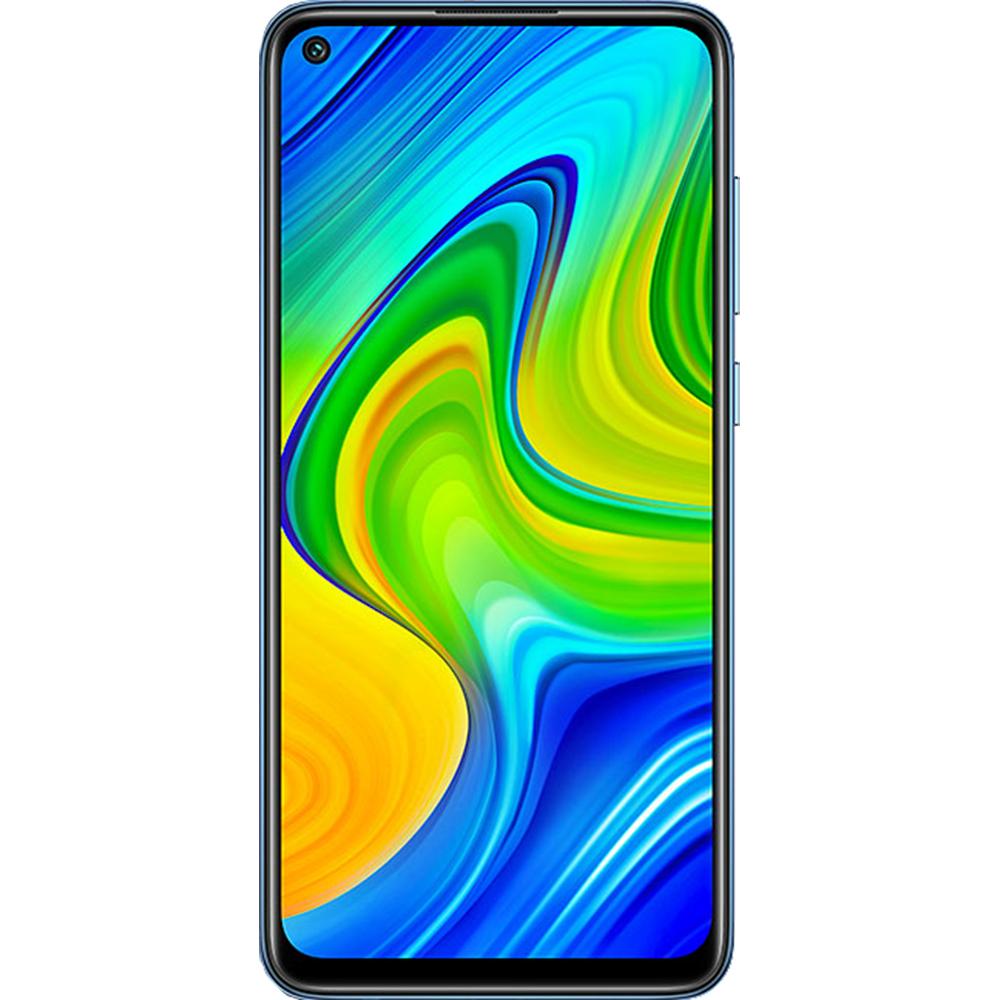 Redmi Note 9 Dual Sim Fizic 64GB LTE 4G Gri Midnight Grey NFC 3GB RAM