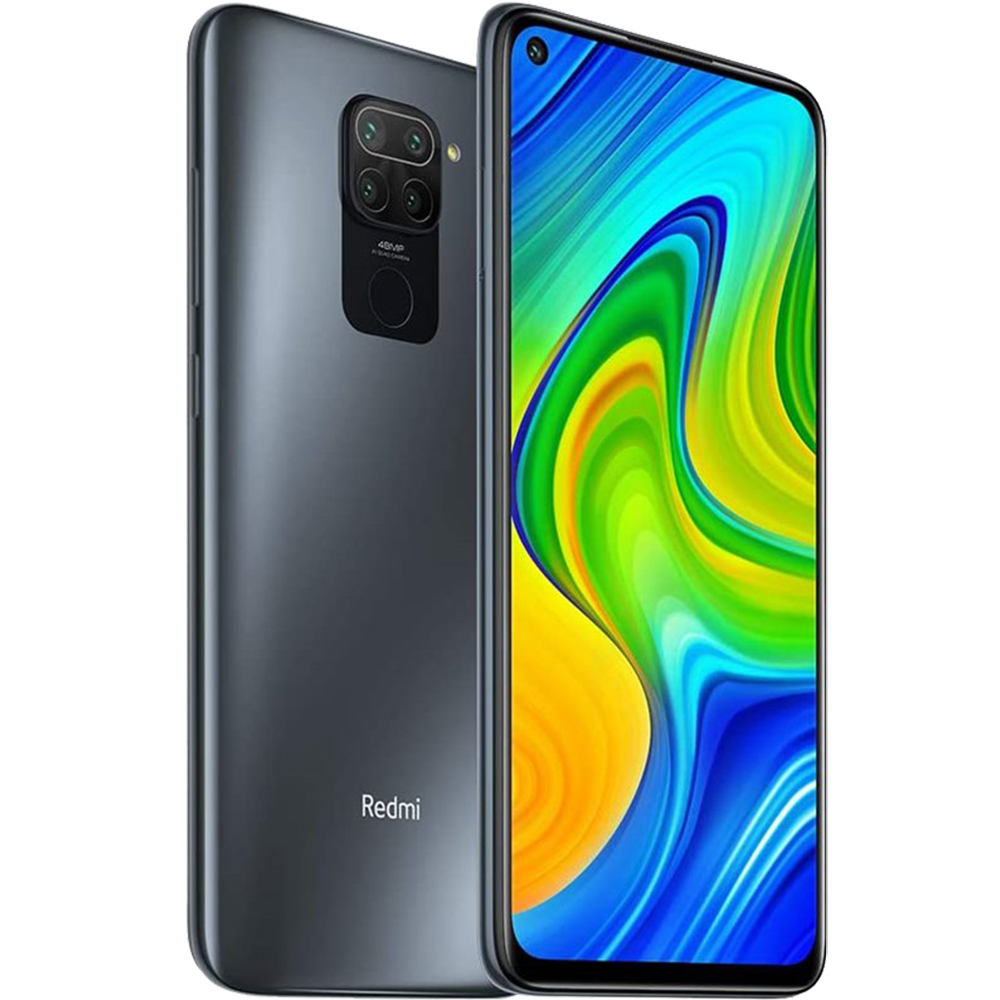 Redmi Note 9 Dual Sim Fizic 64GB LTE 4G Negru Onyx 3GB RAM