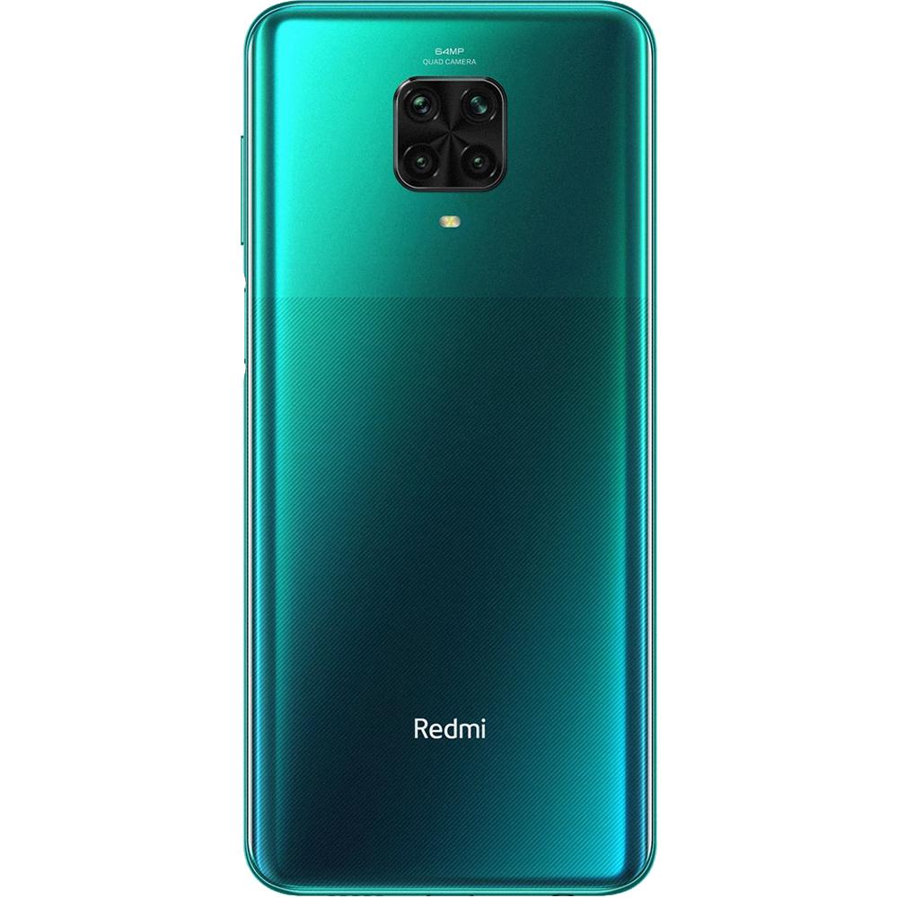 Redmi Note 9 Pro Dual Sim Fizic 64GB LTE 4G Verde Tropical Green 6GB RAM