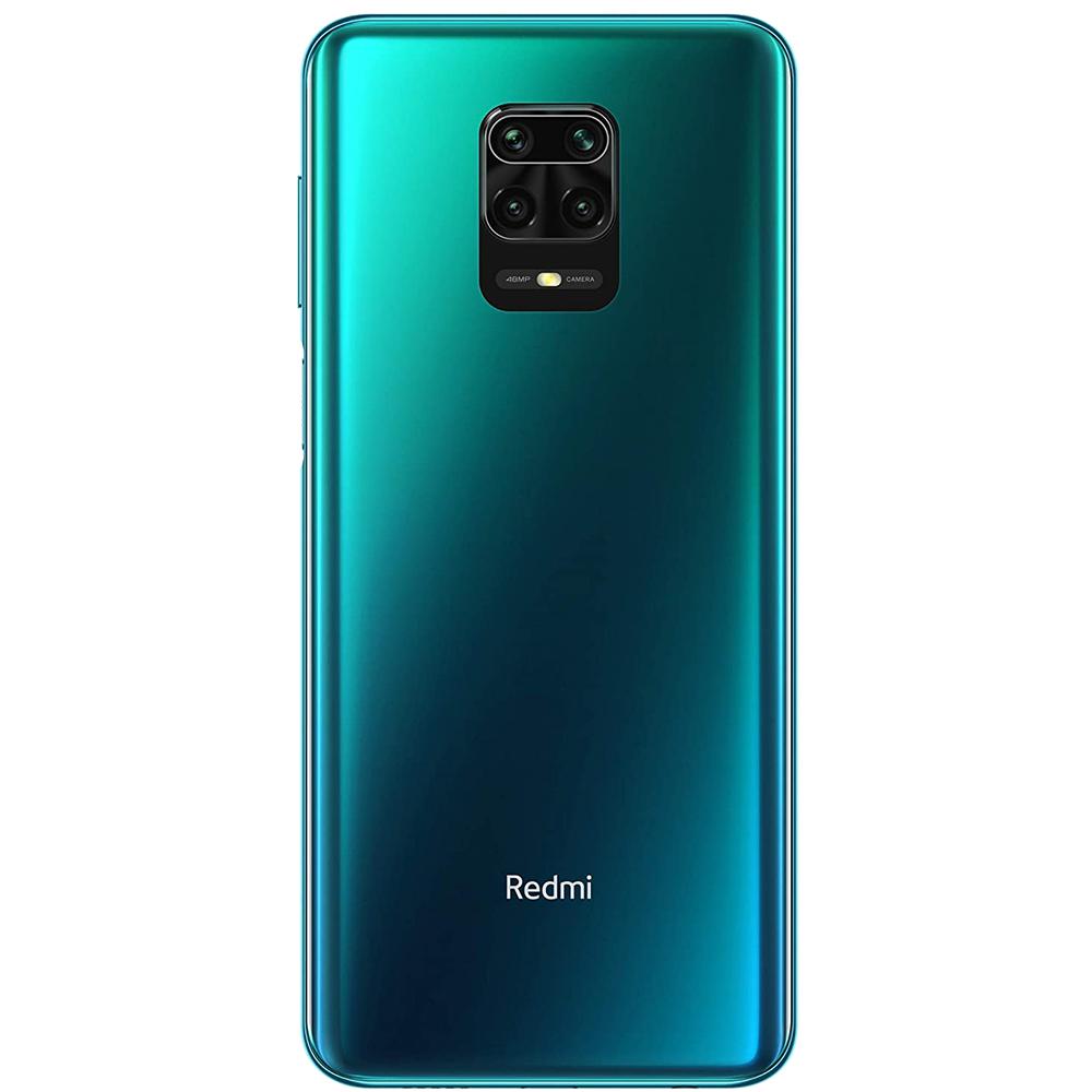 Redmi Note 9S Dual Sim Fizic 64GB LTE 4G Albastru Aurora Blue 4GB RAM