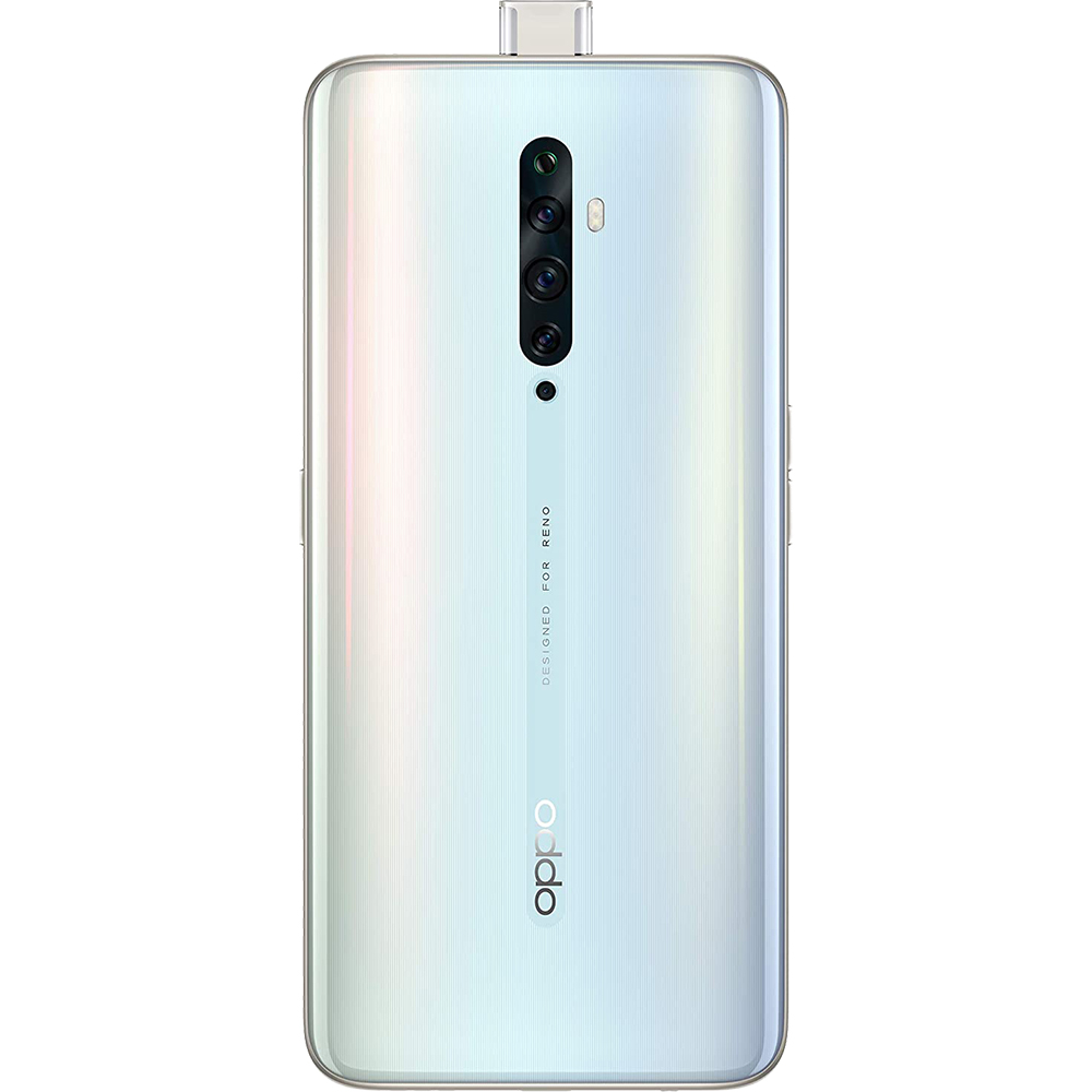 Reno 2 Z Dual Sim Fizic 128GB LTE 4G Alb Sky 8GB RAM