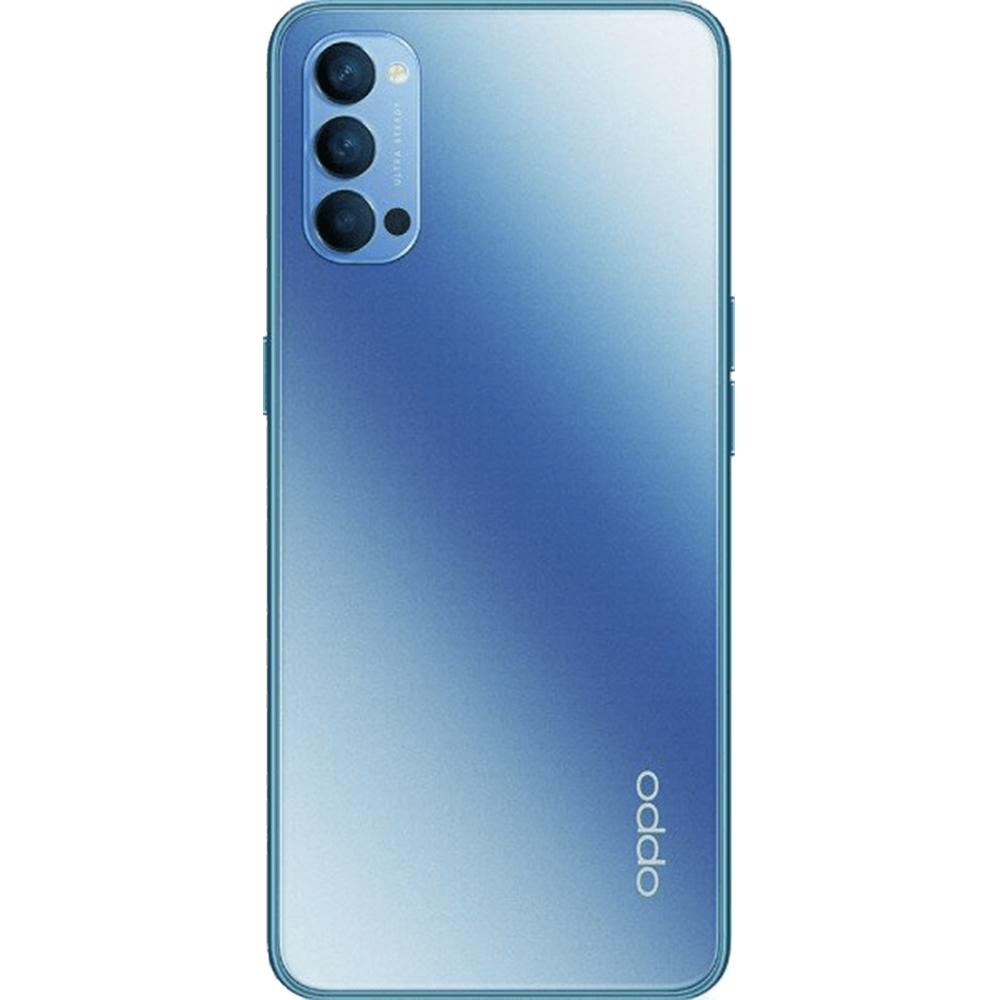 Reno 4 Dual Sim Fizic 128GB 5G Albastru 8GB RAM