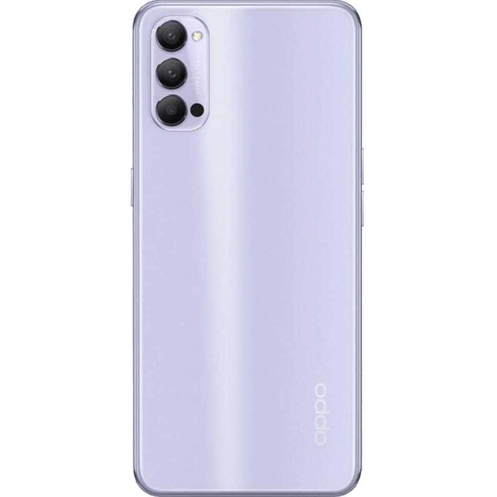 Reno 4 Dual Sim Fizic 128GB 5G Violet 8GB RAM