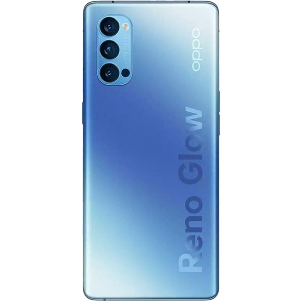 Reno 4 Pro Dual Sim Fizic 128GB 5G Albastru 8GB RAM