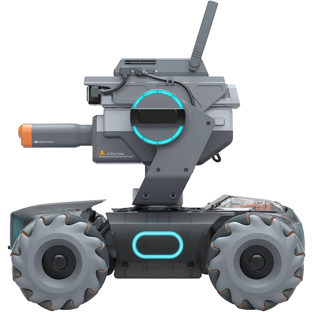 Opțiunea roboți iq