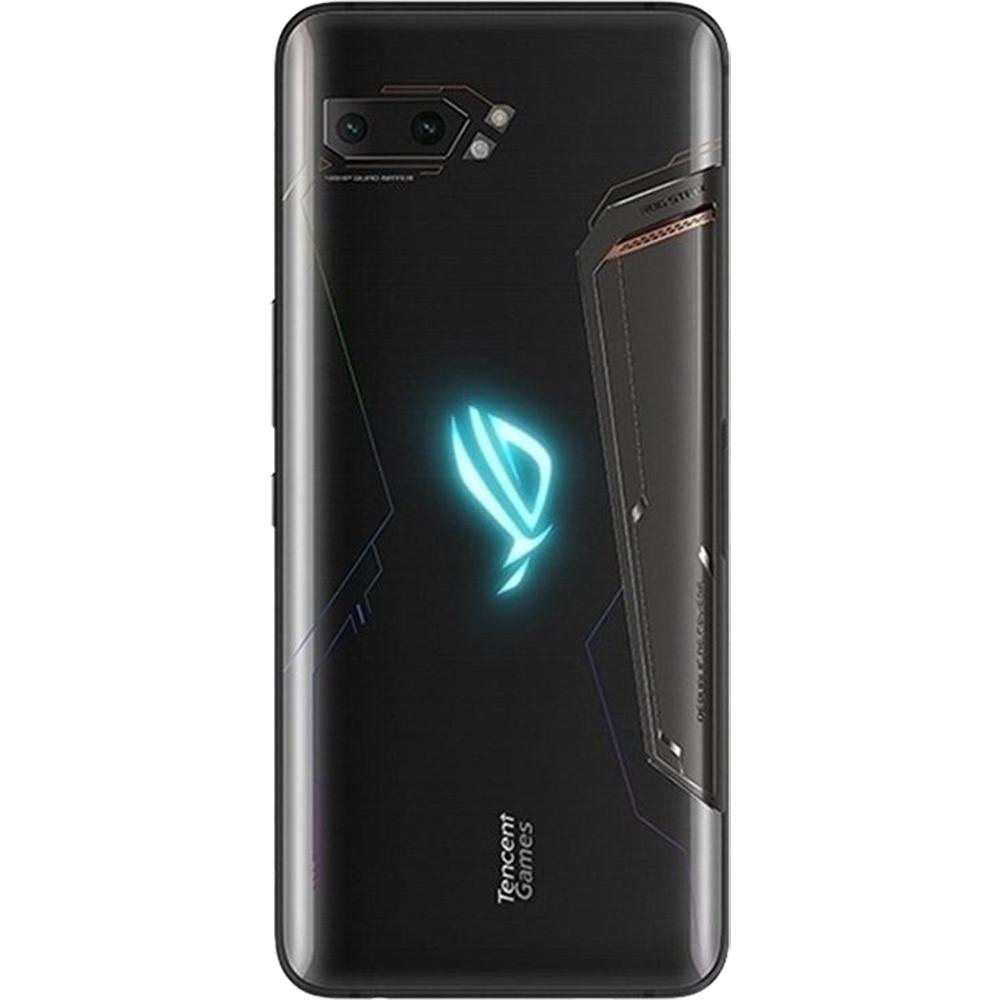 ROG Phone 2 Dual Sim Fizic 512GB LTE 4G Negru 12GB RAM