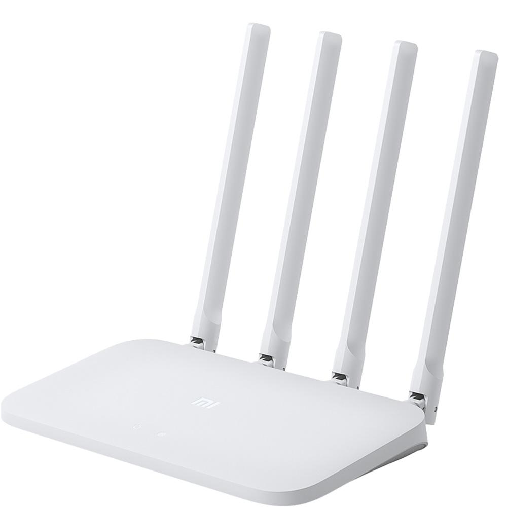 Router 4C EU  Alb