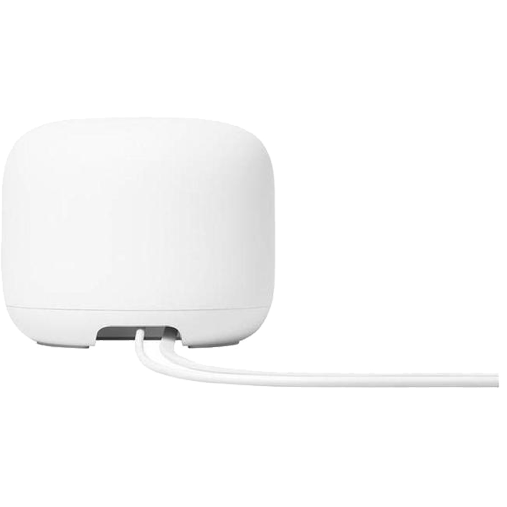 Router Nest Wifi and Point (2-Pack) Alb