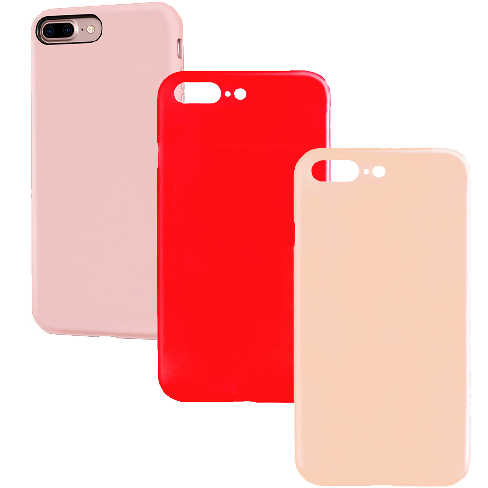 Set Huse Combo5 2+1 Gratis Apple iPhone 7 Plus, iPhone 8 Plus