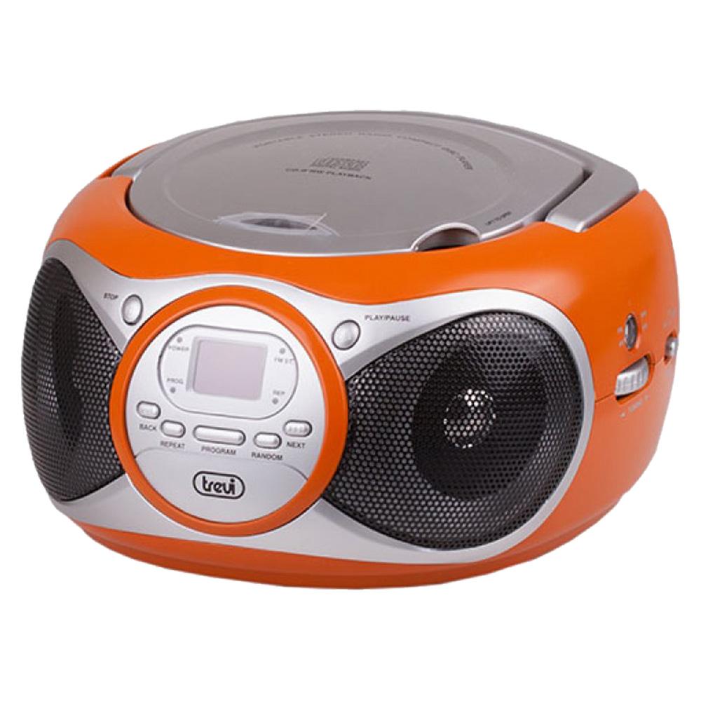 Sistem Audio Portabil CD 512 Portocaliu