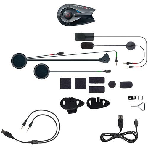 Sistem de Comunicare F5MC Single Kit Negru