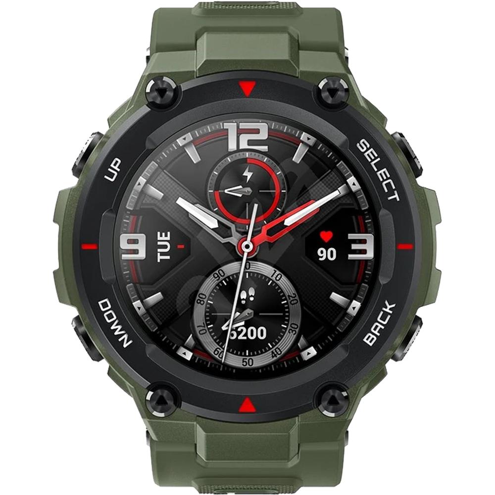 Smartwatch Amazfit T-Rex Army Green Verde