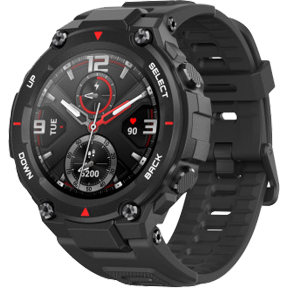 Smartwatch Amazfit T-Rex Rock Black Negru