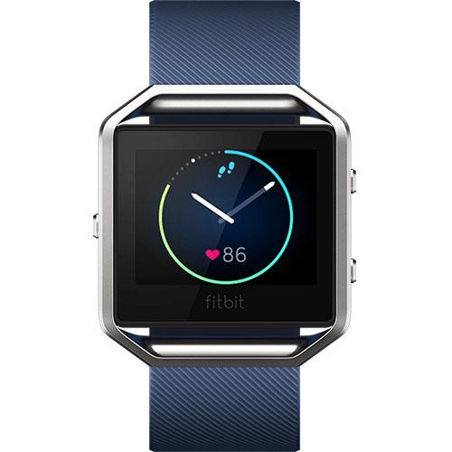 Smartwatch Blaze Fitness Wireless Marimea S Albastru
