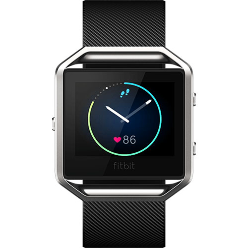 Smartwatch Blaze Fitness Wireless Marimea S Negru