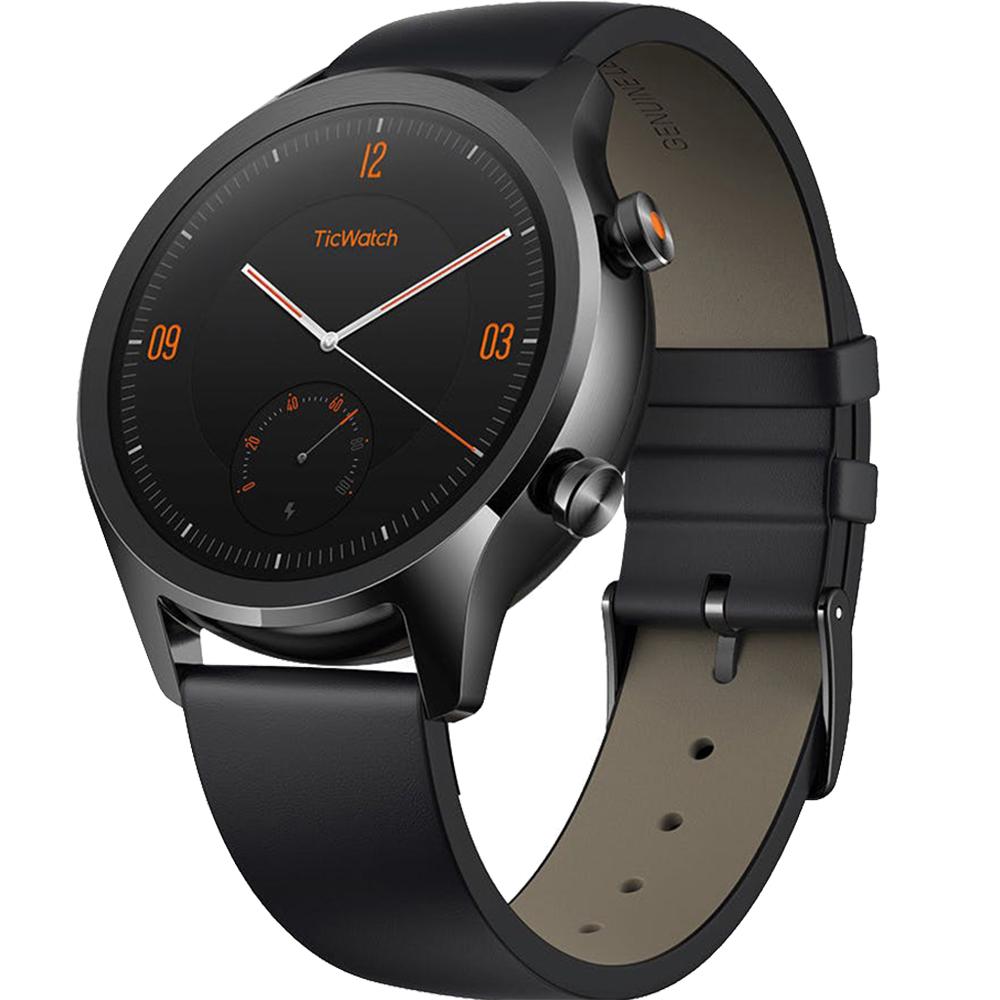 Smartwatch C2 NFC Waterproof  Negru