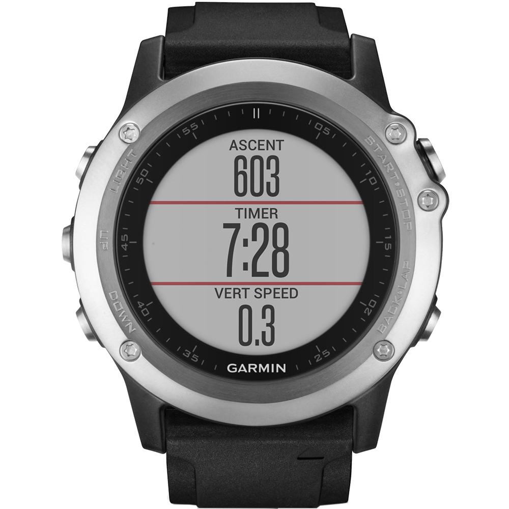 Smartwatch GARMIN Smartwatch Fenix 3 HR Negru 156534 ...