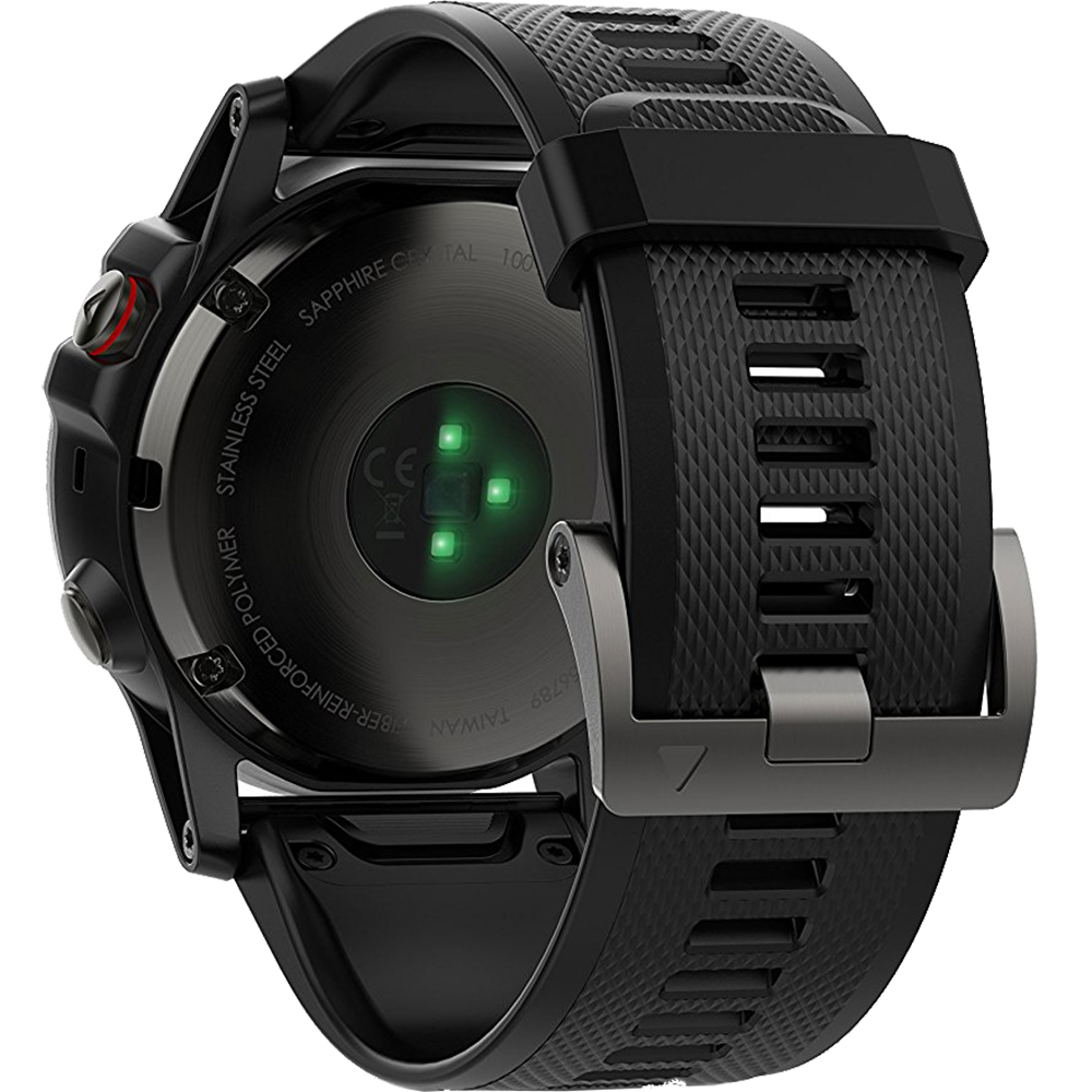 Smartwatch Fenix 5x Sapphire Edition Edition Otel Inoxidabil Gri