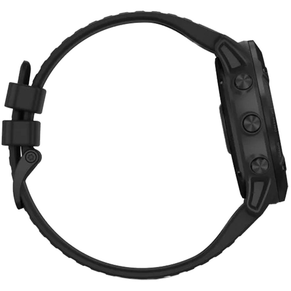 Smartwatch Fenix 6X Pro Negru Si Curea Neagra