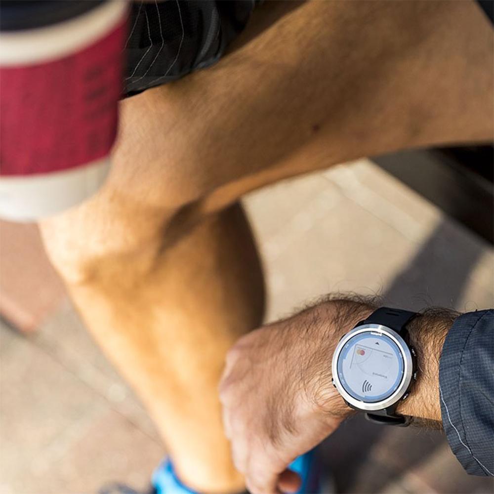 Smartwatch Forerunner 645 GPS  Negru