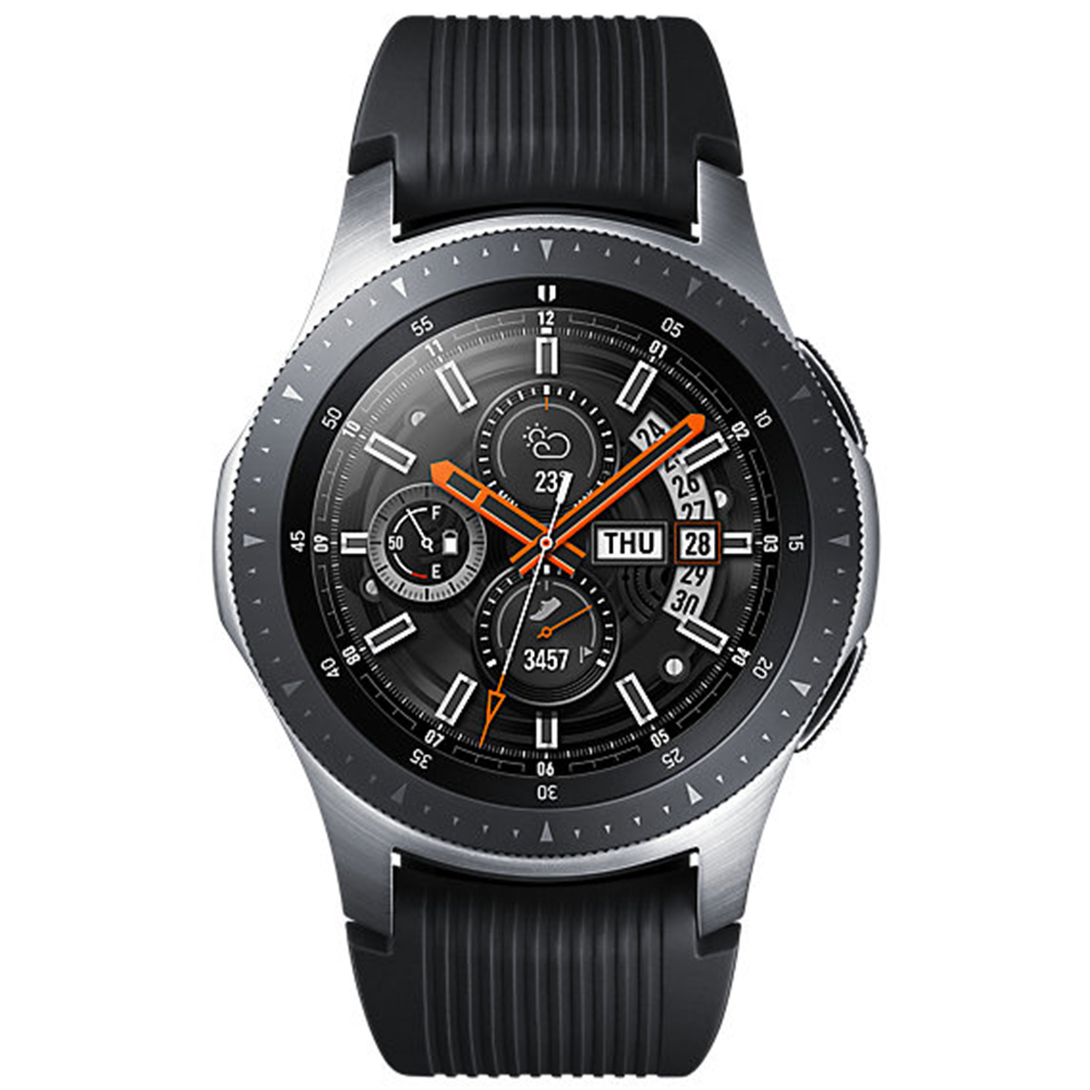 Smartwatch Galaxy Watch 46MM Argintiu