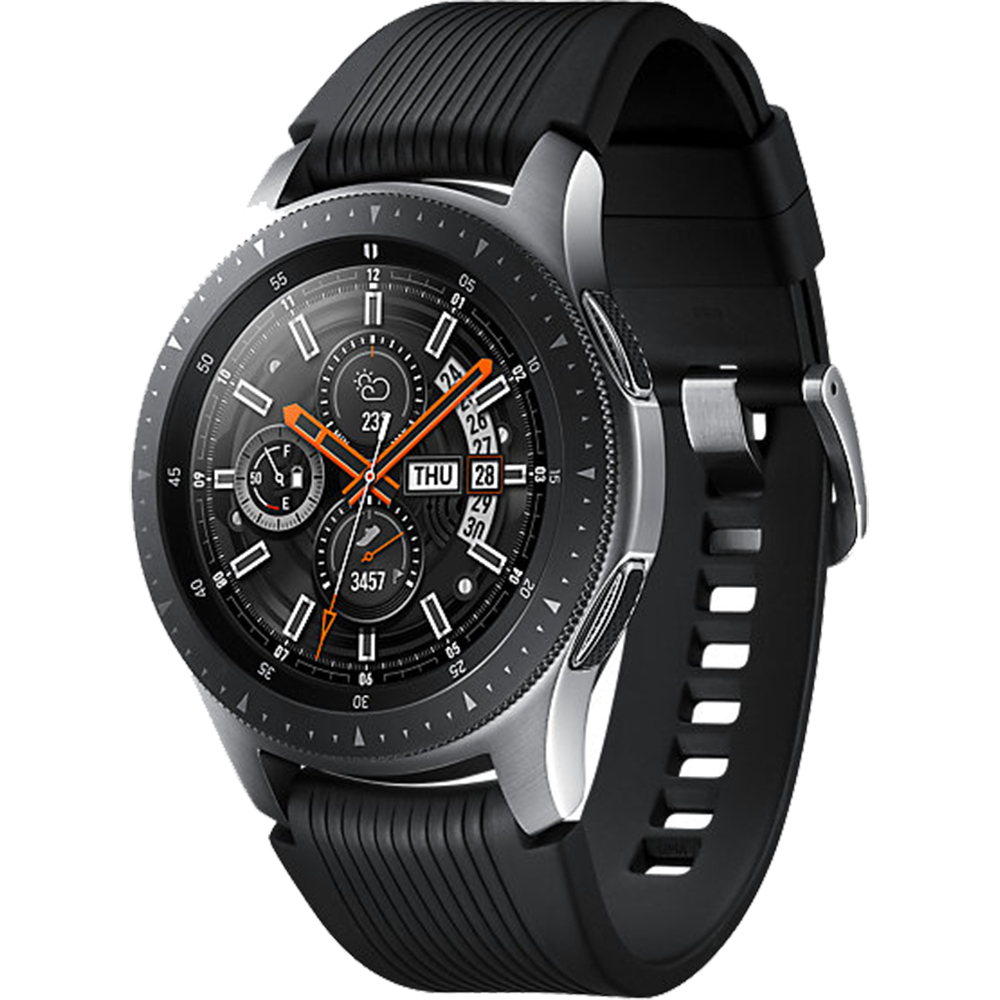 Smartwatch Galaxy Watch 4G LTE 46MM Argintiu