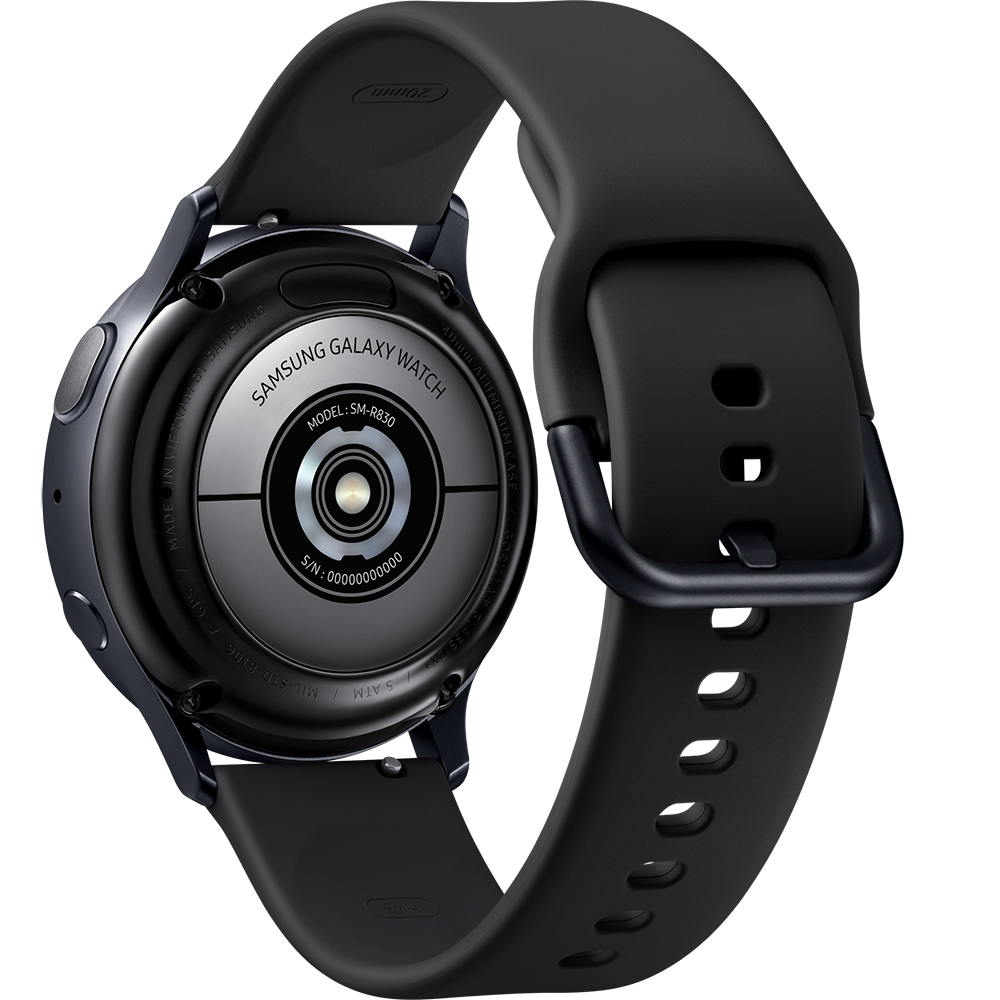 Smartwatch Galaxy Watch Active 2 Aluminium Aqua  Negru