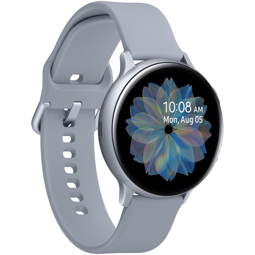 Smartwatch Galaxy Watch Active 2 Aluminium Cloud 44mm Argintiu