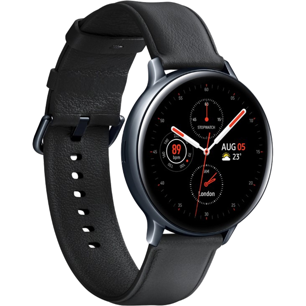 Smartwatch Galaxy Watch Active 2 Otel Inoxidabil  Negru