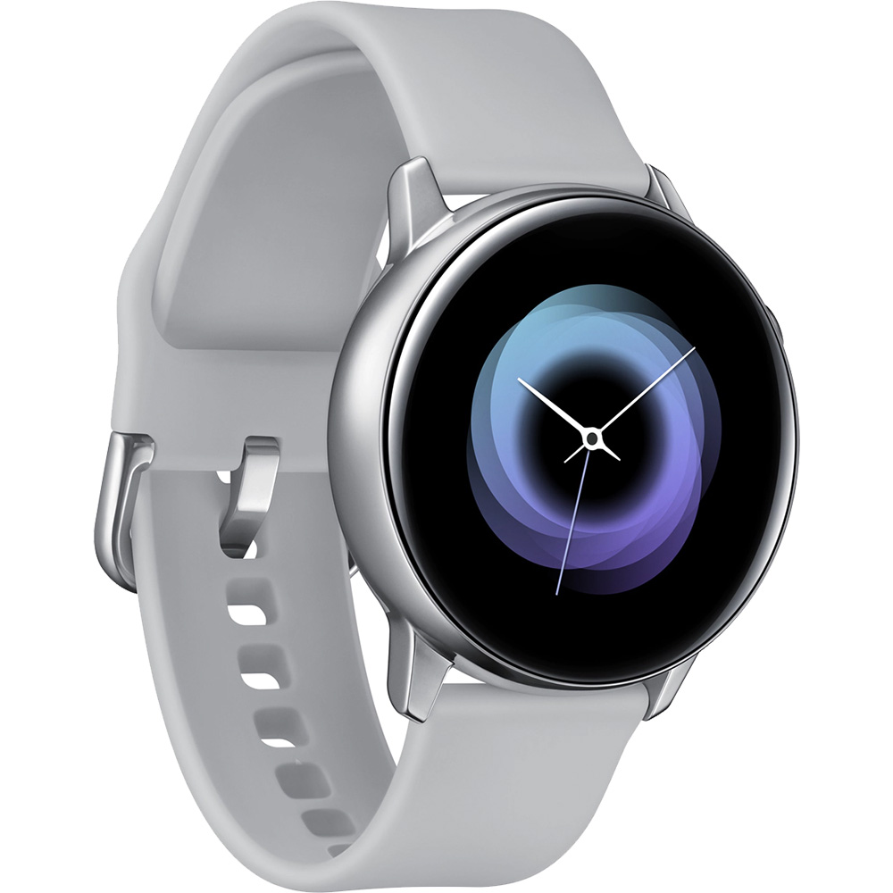 Smartwatch Galaxy Watch Active Argintiu