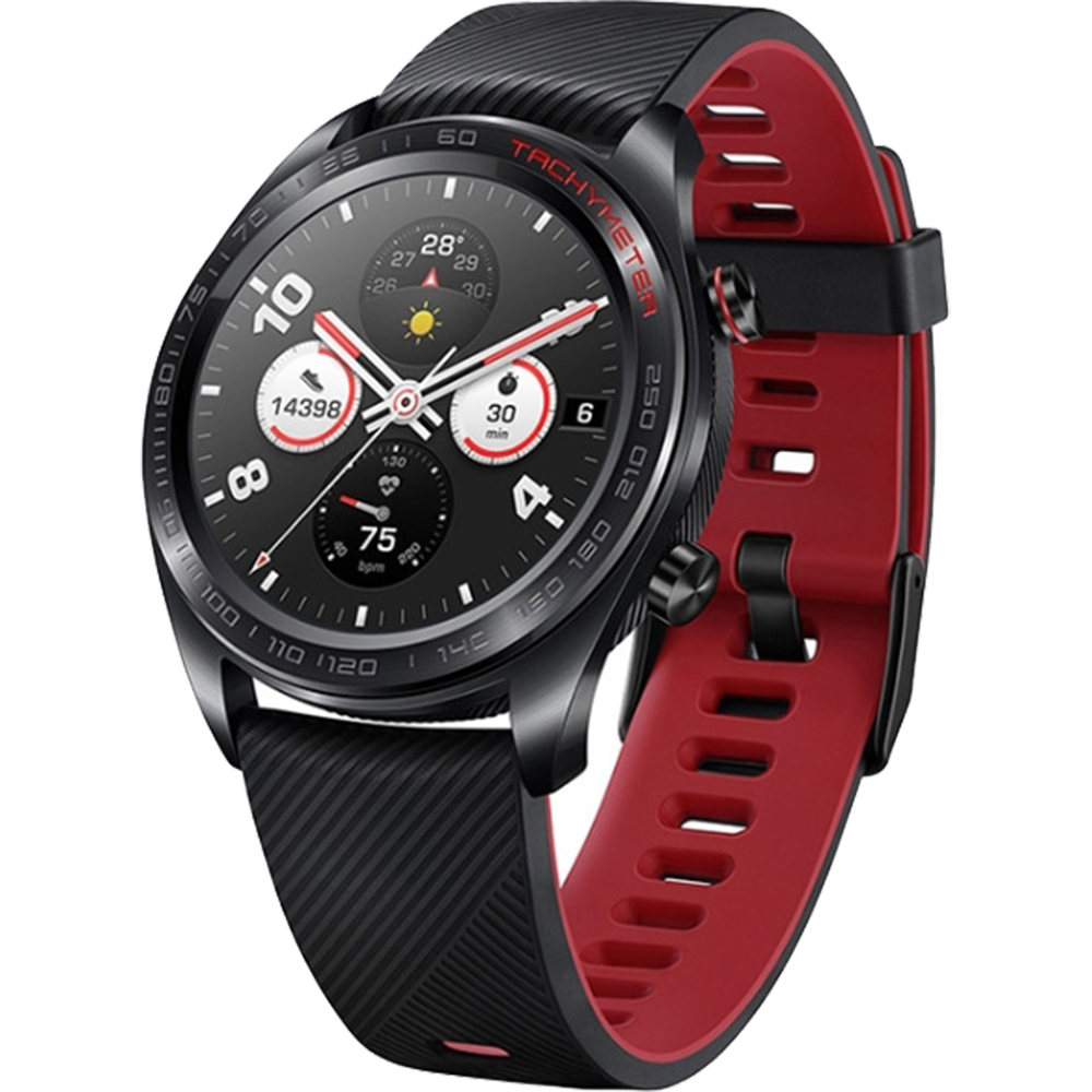 Smartwatch Honor Watch Magic Lava  Negru