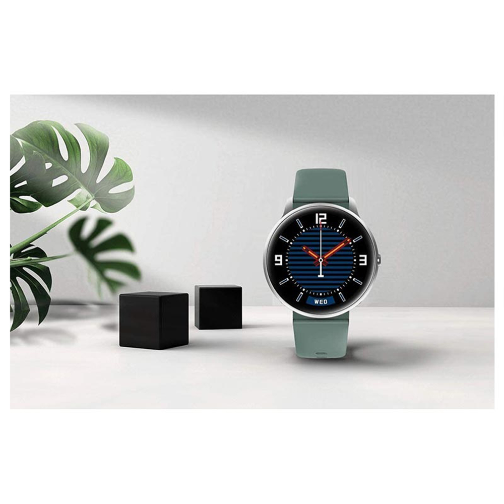 Smartwatch IMILAB KW66 Business Casual Verde