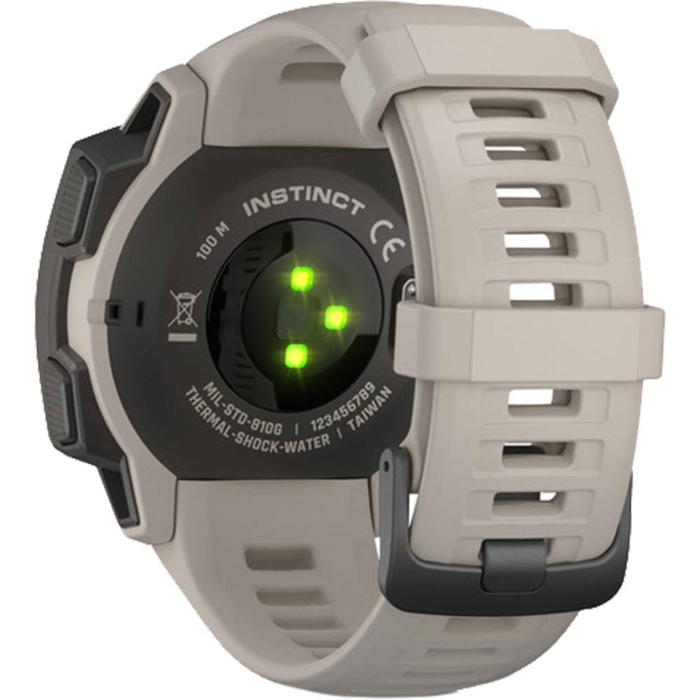 Smartwatch Instinct GPS  Alb